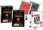 Zweierpack G.P.P.C. Poker Spielkarten No. 1776, 100% Plastik