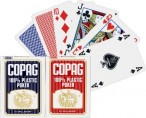 COPAG 100% Plastic Poker Regular