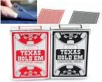 COPAG 100% Texas Hold ´em Plastic Poker DUAL INDEX Spielkarten