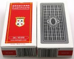 2 pieces of Dal Negro Bresciane, Playing cards