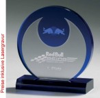 Angle Wing Trophy - Acrylic glass - trophy