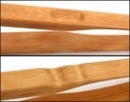 Grillzange - Küchenzange Zetzsche 30 cm lang aus Buchen Holz, made in Germany Bild 4