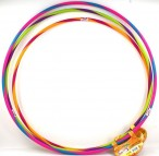 Original Hula Hoop - with little pellets for great sound Image 2