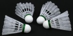 Badminton - Balls TRAINING, 4 piece
