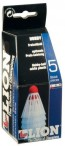 Badminton-Balls HOBBY, 5 piece set