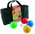 Budget Boccia, plastic for up to 4 players