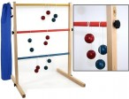 Ladder Golf Game TWISTED LADDER - solid Wood