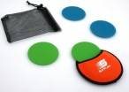 The fantastic new water-fun game Target Disc - play throw and aim at it´s best
