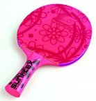 Sunflex Girl´s Edition No.1, Design table tennis bat made by Sunflex