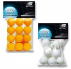 TT-Balls Sunflex Hobby, 12 pieces/pack