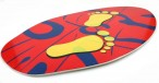Skimboard FOOTSTEPS - wooden skimmer in high quality