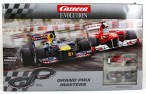 Grand Prix Masters, Vettel vs. Alonso, Carrera EVOLUTION komplette Bahn 25185