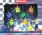 Strecken Posten / Marshals, Carrera Figuren, 21115