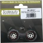 Moosgummi Räder ProComp-3 20,5 x 11 (2 Stück) Scaleauto SC2014P Bild 2