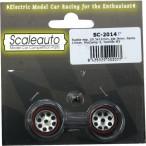 Moosgummi Räder ProComp-3 20,5 x 11 (2 Stück) Scaleauto SC2014P