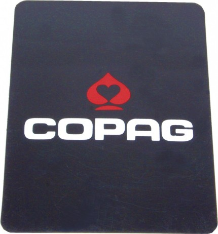 COPAG BLACK Cut - Card, poker - size