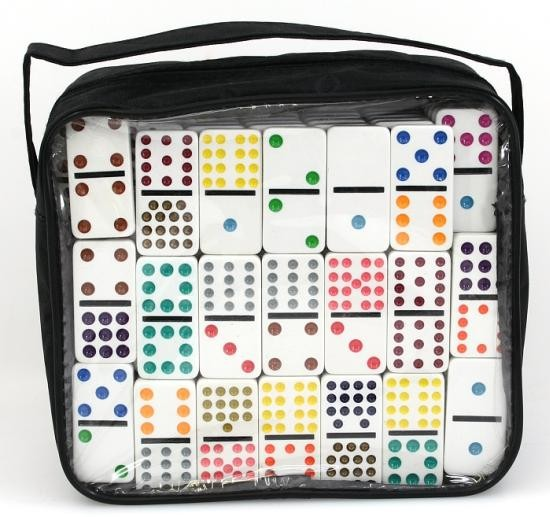 Domino Double 15 Set Classic Games Tactic- / Strategygames ...