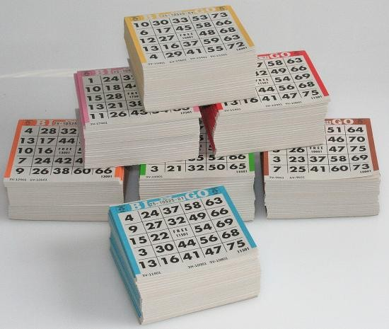 Bingo Spielanleitung