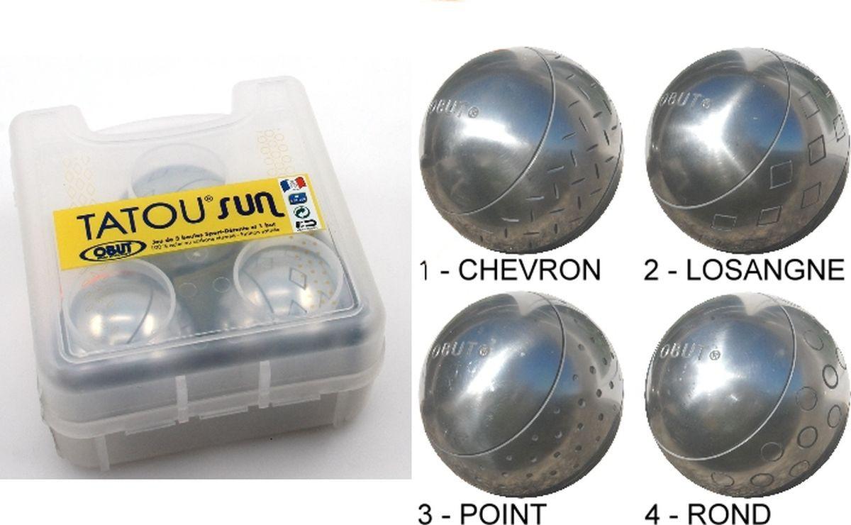TATOU SUN - Design Boule Kugel