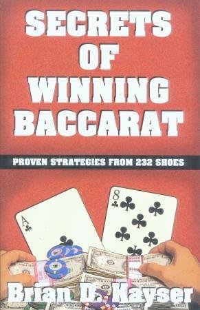 baccarat winning