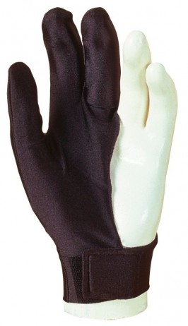 Billiards glove, De Luxe