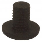 Rubber - base for billiard cues