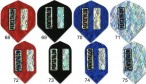 Pentathlon 2D, Extra starke Dart Flights, 3er Set