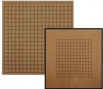 Go Brett - beech veneer, playable on both sides
