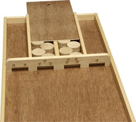 sjoelbak familien das original shuffleboard spiel aus holland klassische spiele. Black Bedroom Furniture Sets. Home Design Ideas