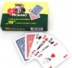 Ramino - Poker 98 von Modiano, Romme - Bridge Spielkarten