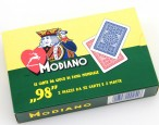2 pc. Ramino - Poker 98 by MODIANO, Romme - Bridge playing cards Image 3
