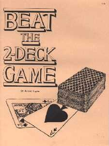 Beat the 2-Deck Game