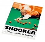 Snooker made in England - Buch