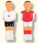 Table football figure, Profi, for 16mm bars